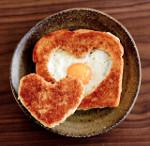 Valentine's day Breakfast in Bed